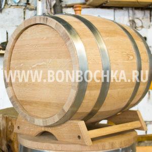 Дубовая бочка 50л для вина коньяка и виски